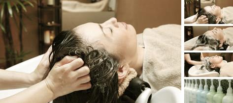 頭皮や髪をリフレッシュさせる「ストレス リリーフ シャンプー」