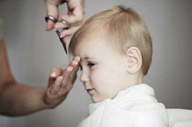 kids cut